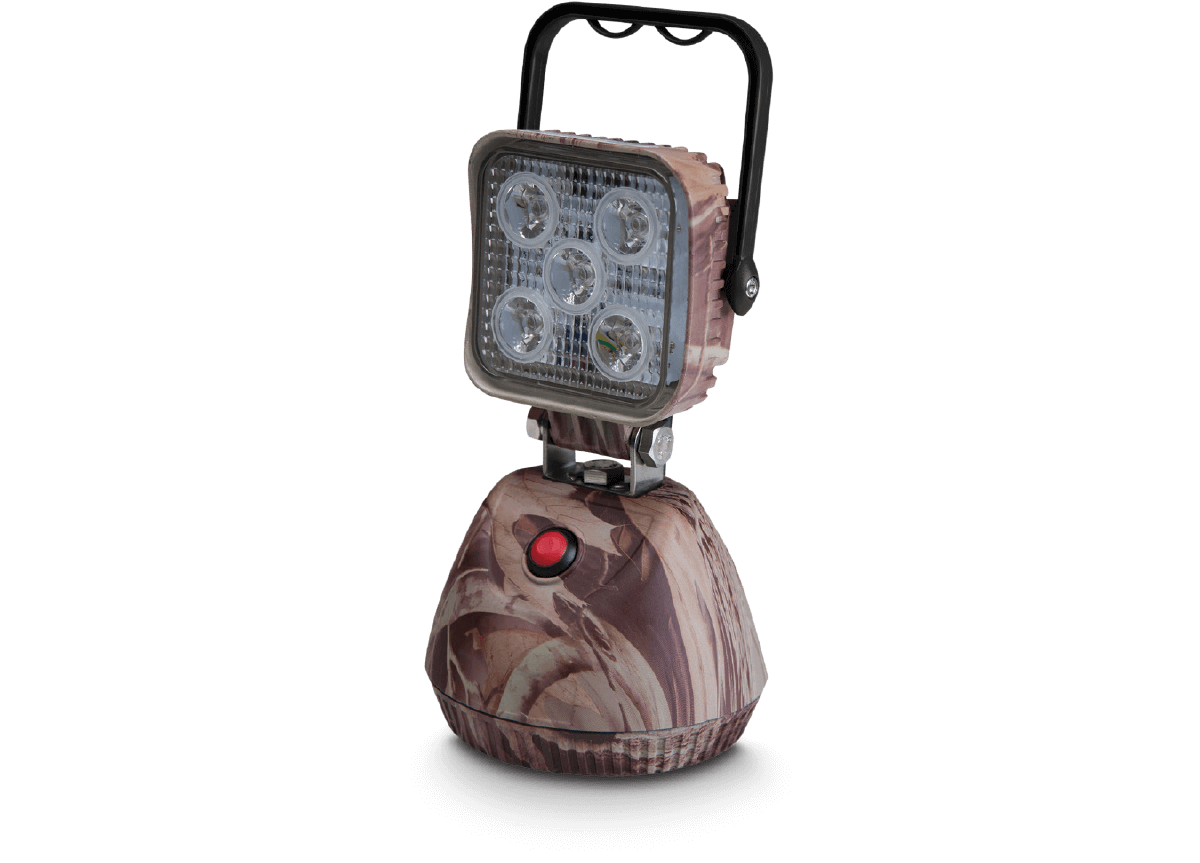 Camo work light
