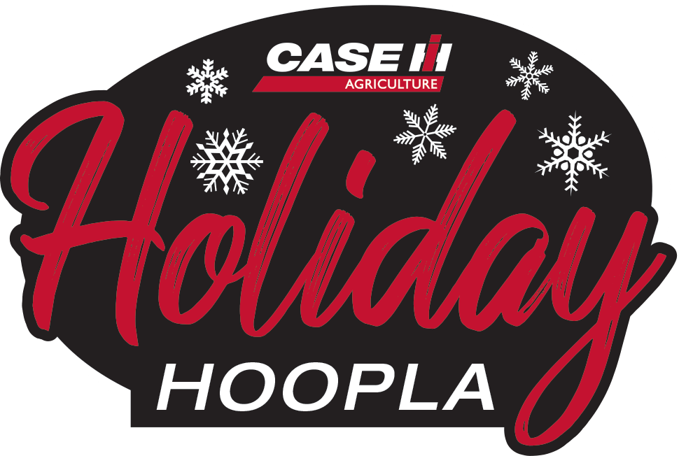 Case IH Holiday Hoopla Logo