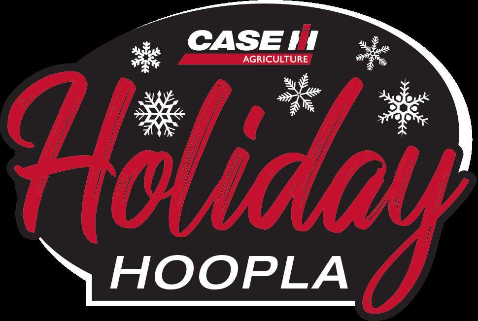 CaseIH Holiday Hoopla Logo