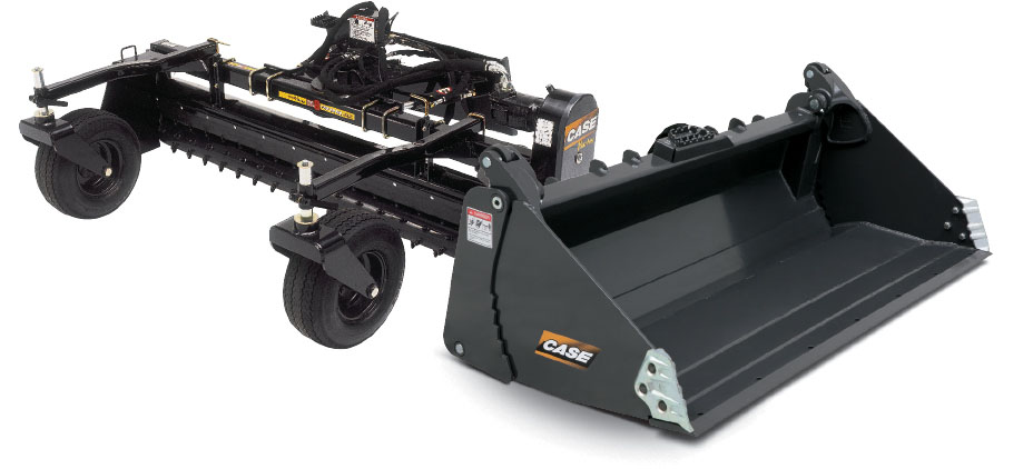 CASE OEM Buckets and Attachments