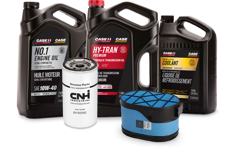 CASE Lubricants