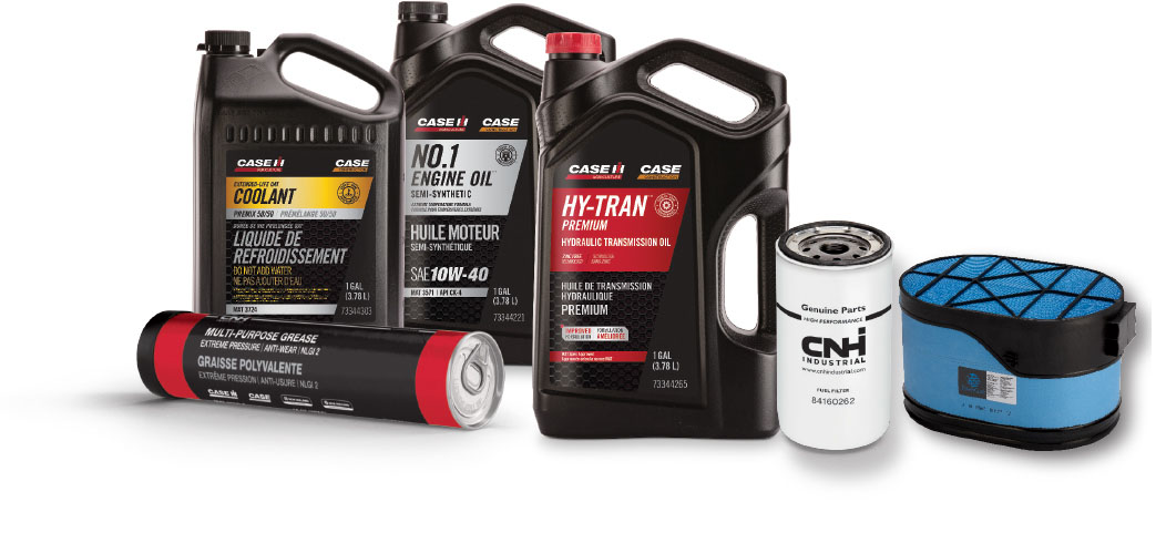 CaseIH Maintenance Products