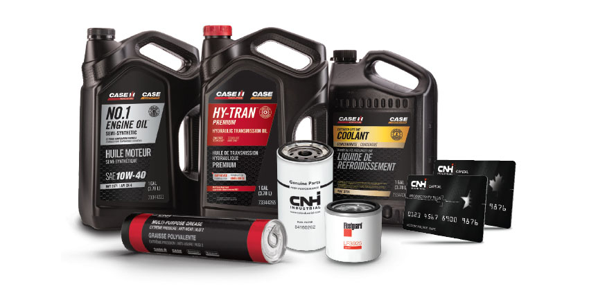 CASE Maintenance Products