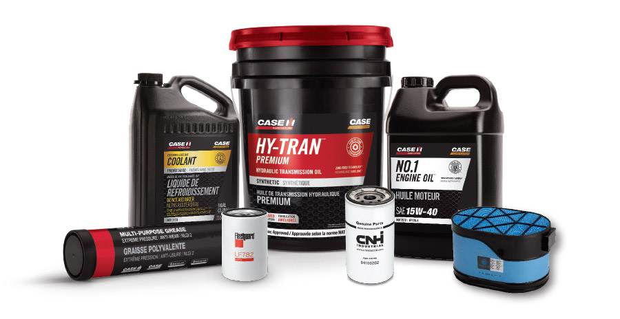 Case IH Maintenance Products