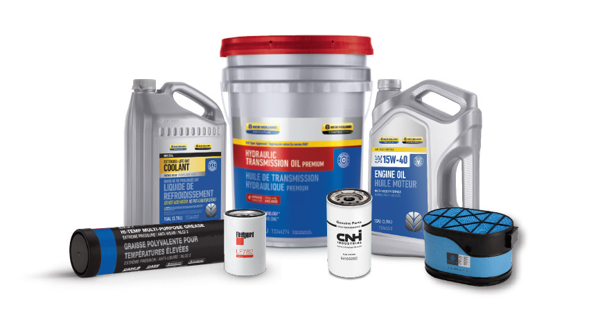 New Holland Maintenance Products