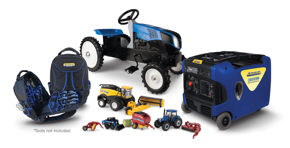New Holland Gifts